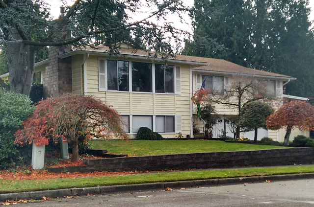 Another Lynnwood residence